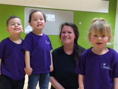 New classes for under 5's starting Jan 14th in Poole town