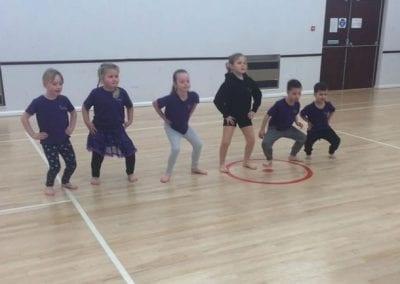 Disco Freestyle classes now in running from Blandford Studio!